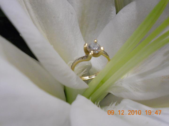 One day..... - zasnubny prsten...