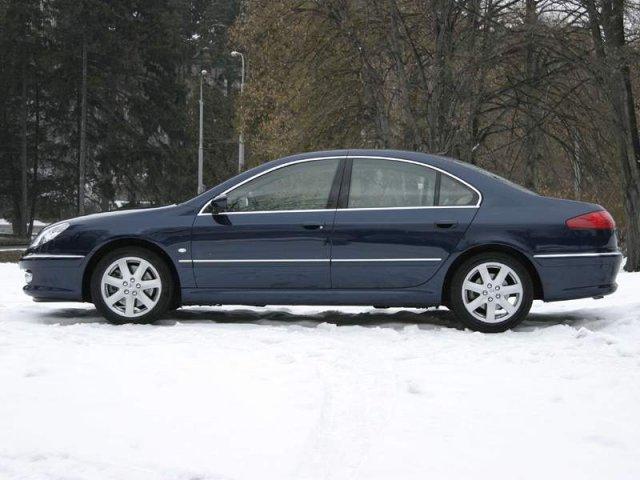 Bude to úžasné!!!!! - naše svadobné autíčko, Peugeot 607