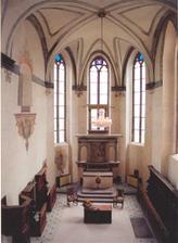 kaple Sv. Vojtěcha - obřad