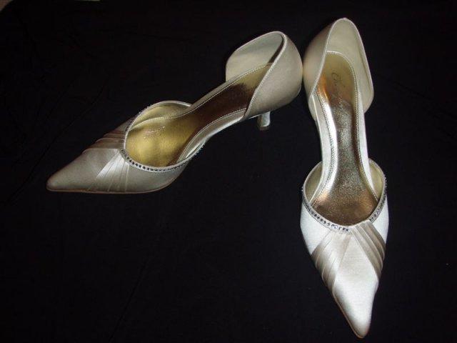 Moje střevíčky....jsou jako ze zlata:-))