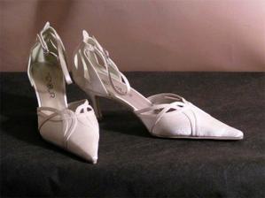 2. svatební botičky