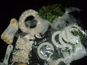 dekorace na svatbu