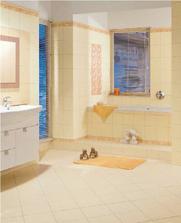 Rako Stella - vzorová koupelna výrobce
