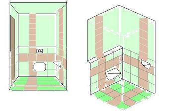 vizualizace WC z roku 2010