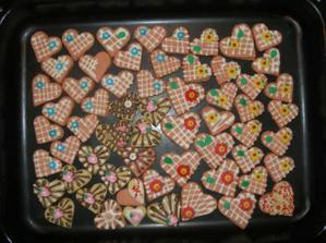 mé cukrářské výrobky :)