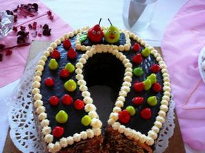 náš hruštičkový dort :)