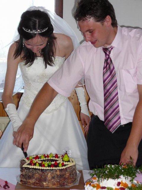 Janička Králová{{_AND_}}Vašík Hruška - cože se to říká o tom hlavním slově v manželství?