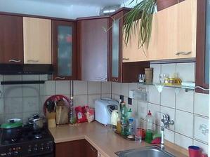 moja kuchyňa v bytovke