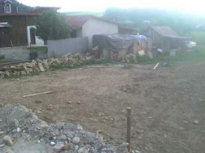 osadenie stavby