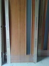 interiérové dvere masonite farba orech
