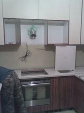 montáž kuchynskej linky