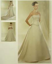 Svatební šaty - První favot