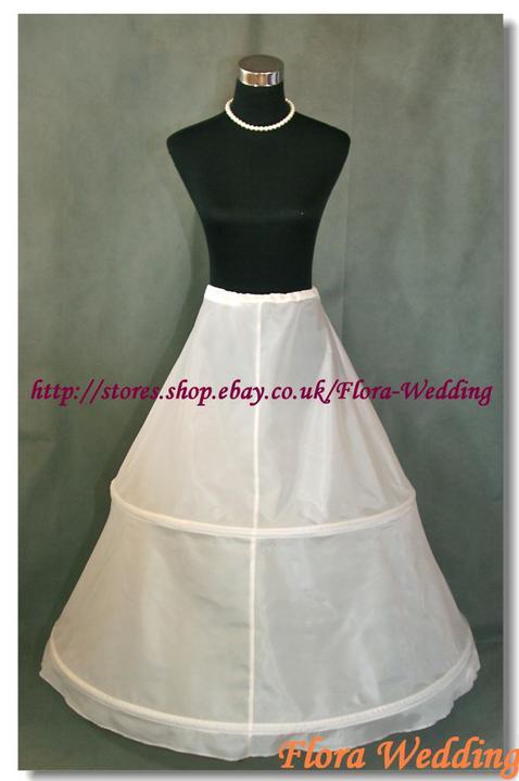 Dress petticoat?? - idea 1 - maybe too puffy??