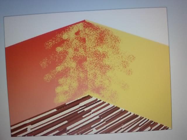 Dva návrhy ktoré sa zachovali v PC :) - moj navrh uz aj s motívom podlahy :D