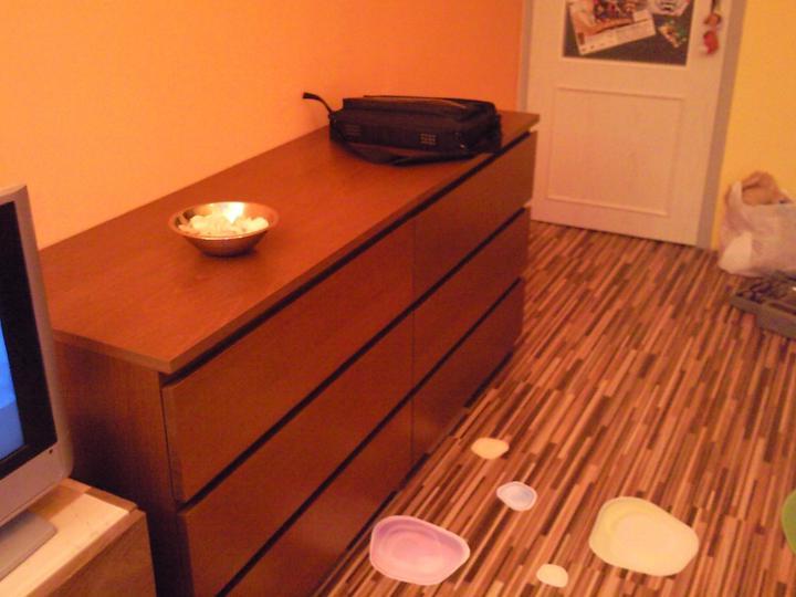 Komody do izby a dalšie vecičky - myslela som že budú stačiť dve komody ale vyzeralo to skor smiešne :-D