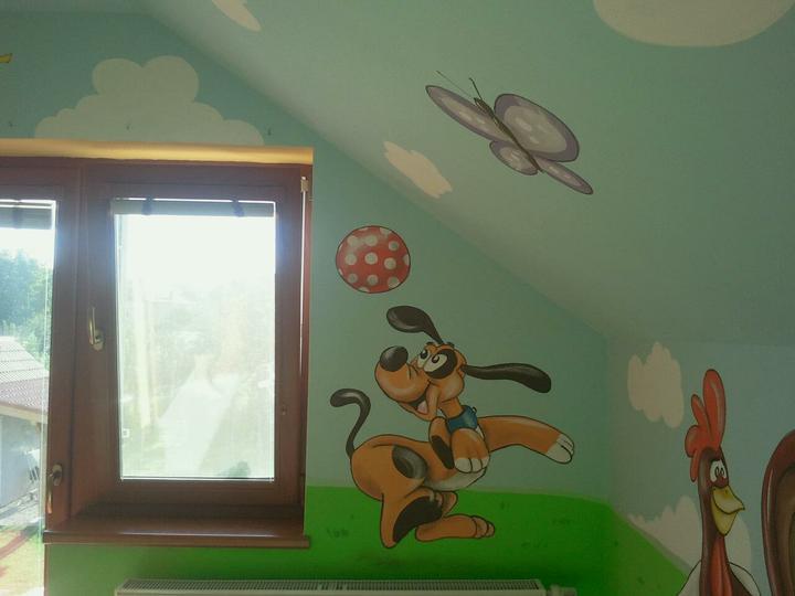 Nova detska izba pre nasu malu princeznu StrúHanku - Obrázok č. 2