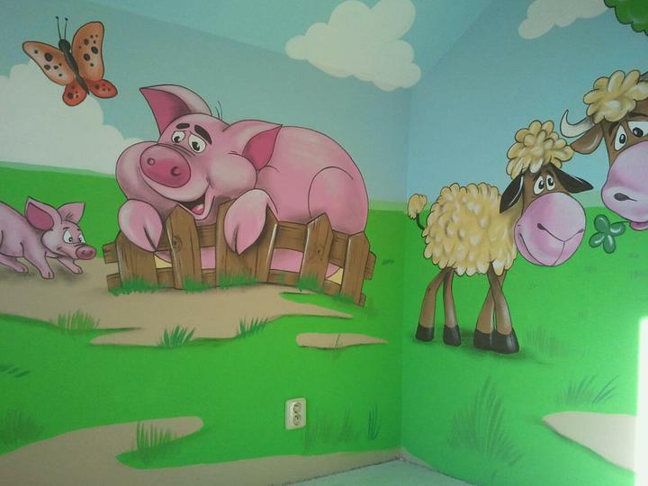 Nova detska izba pre nasu malu princeznu StrúHanku - Obrázok č. 4