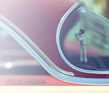 Jeblinkyne inšpirácie - Elvis na skle musi byt !!! Elvisa mam,uz iba auto chyba :-)