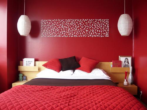 Jeblinkyne inšpirácie - biela a červena krásna kombinacia :-)