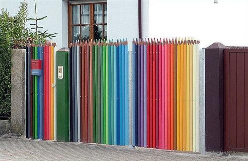 Jeblinkyne inšpirácie - pastelkovy plot :-) vynimocne nieco