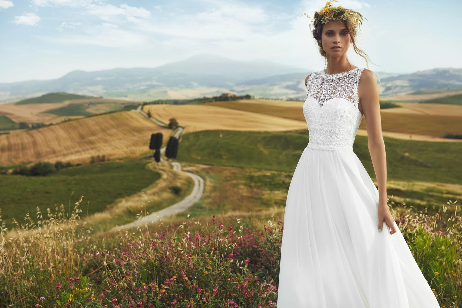 Weda Collection 2019 - nové svadobné šaty na predaj za skvelé ceny - Ophelia
