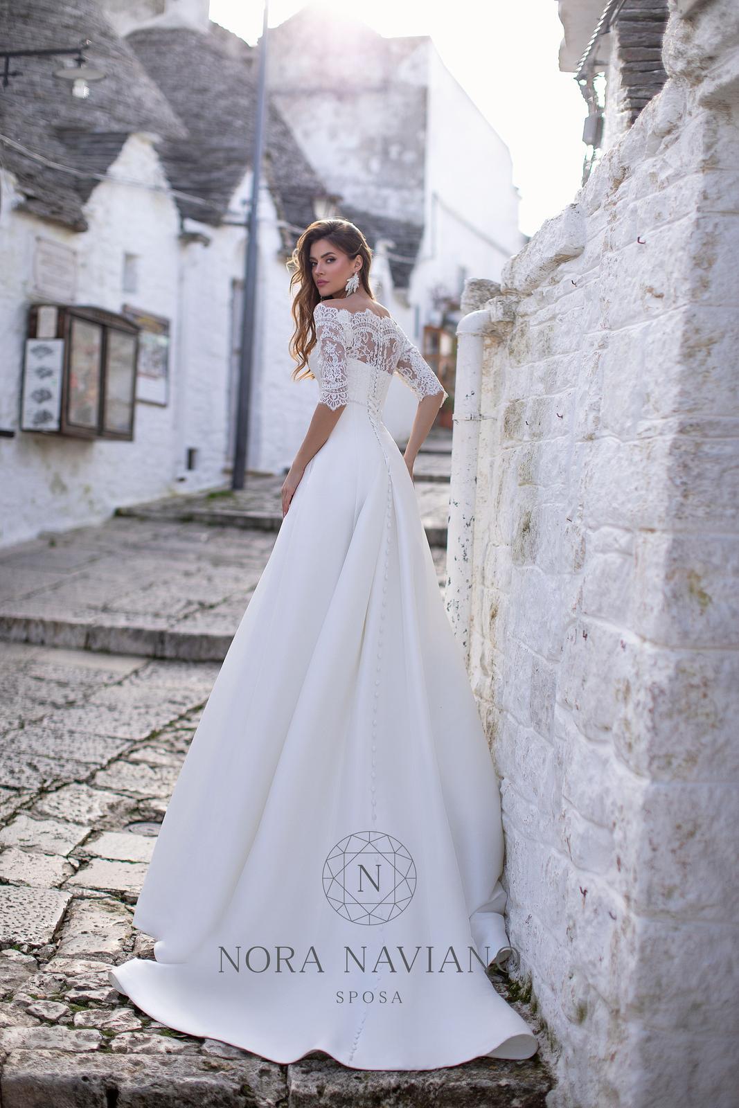 Svadobné šaty Nora Naviano 2020 - Obrázok č. 1