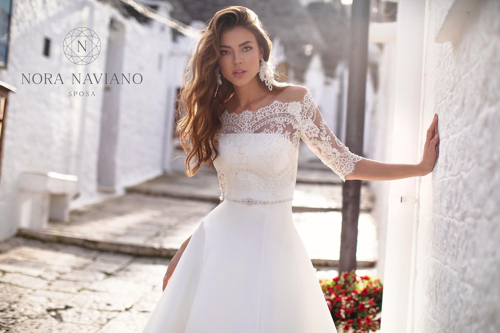 Svadobné šaty Nora Naviano 2020 - Obrázok č. 3
