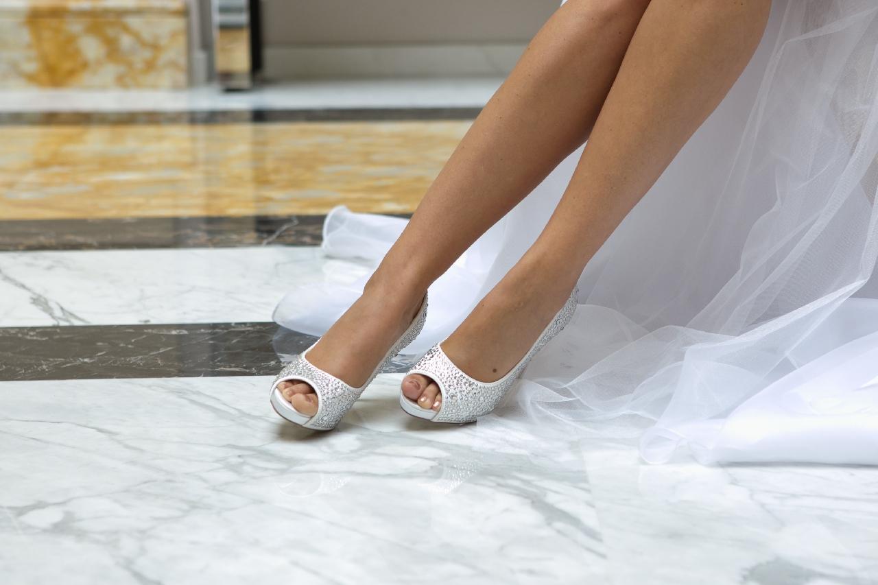 Svadobné topánky Roxanne, G.Westerleigh - Obrázok č. 3