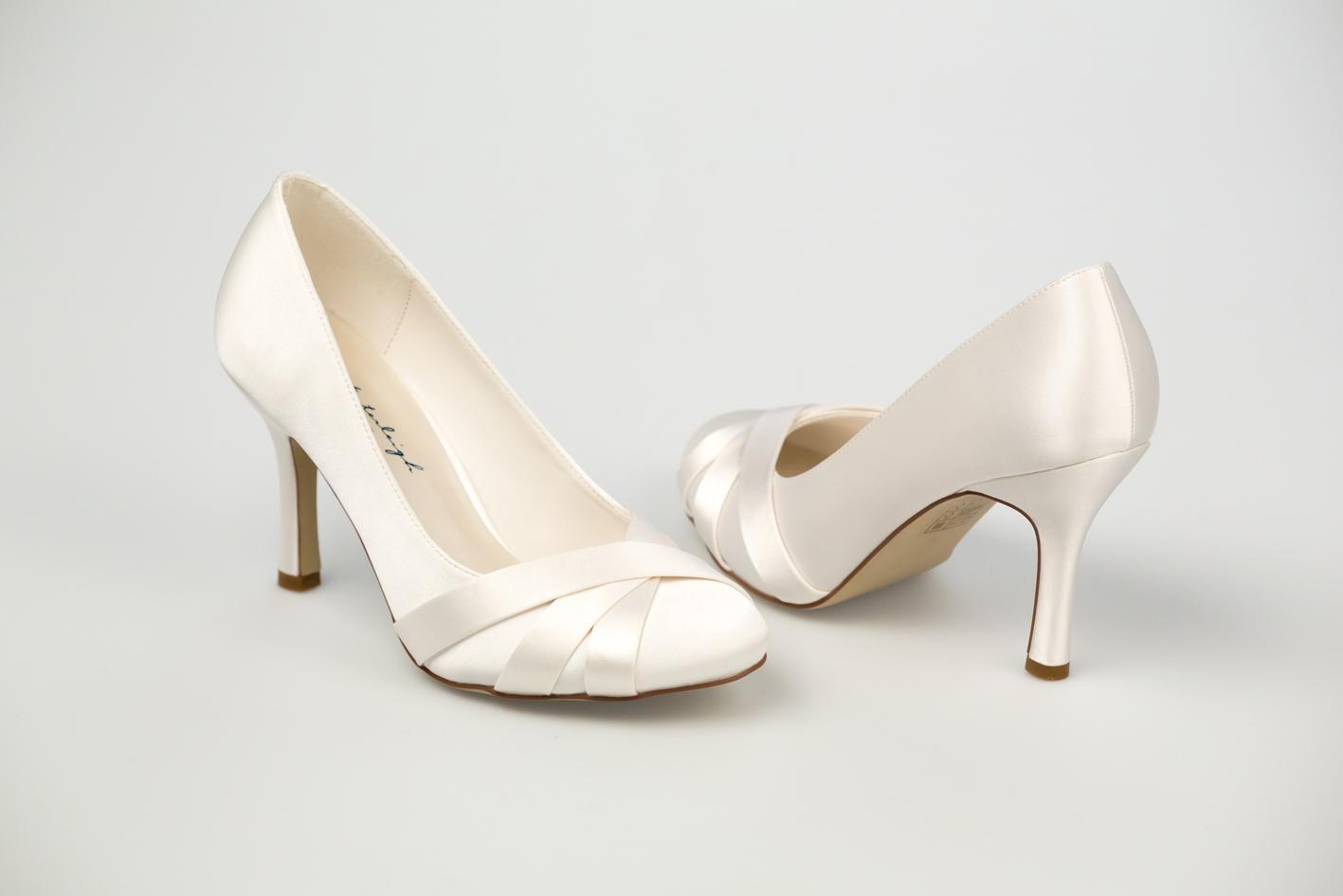 Svadobné topánky Greta, G. Westerleigh  - Obrázok č. 1