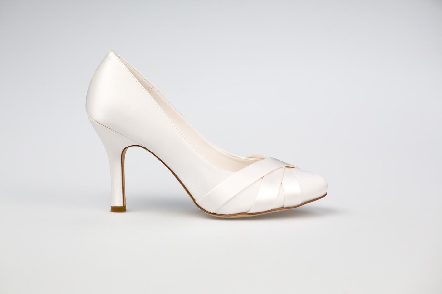Svadobné topánky Greta, G. Westerleigh  - Obrázok č. 2
