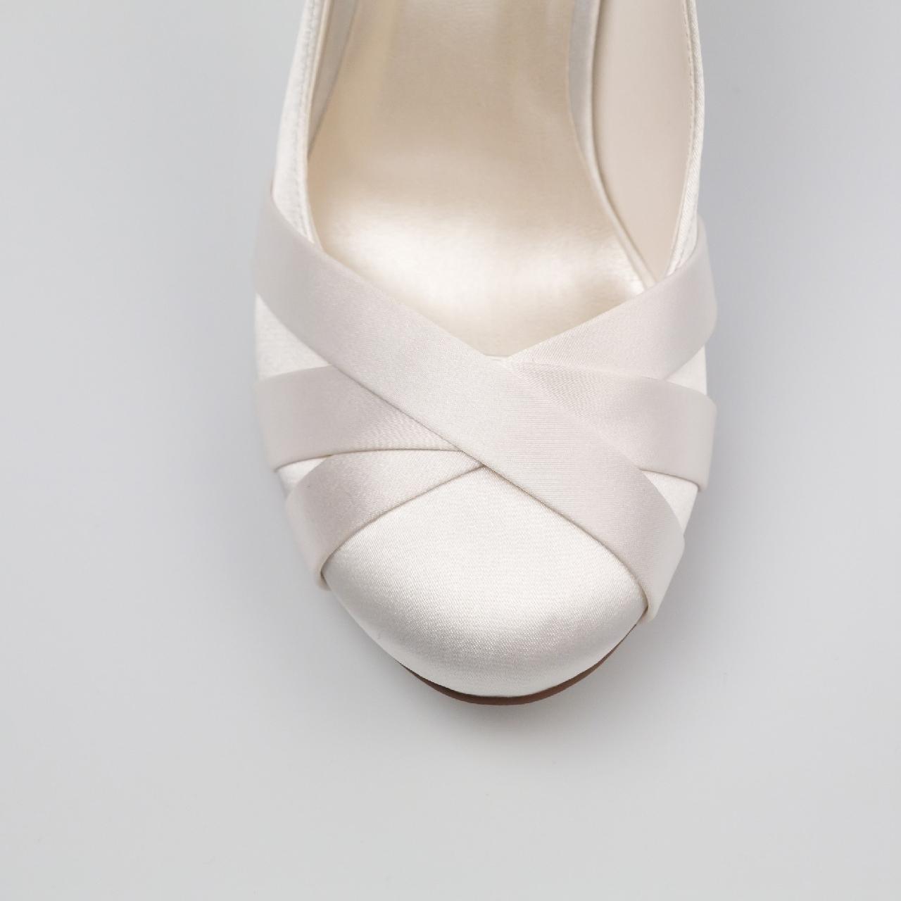 Svadobné topánky Greta, G. Westerleigh  - Obrázok č. 4