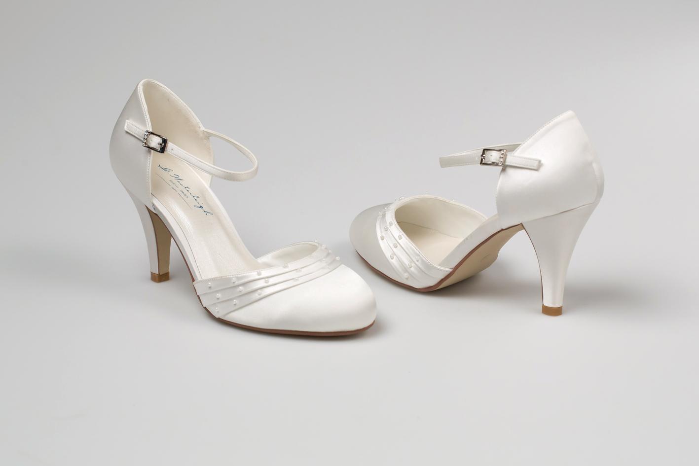 Svadobné topánky Melissa, G. Westerleigh - Obrázok č. 1