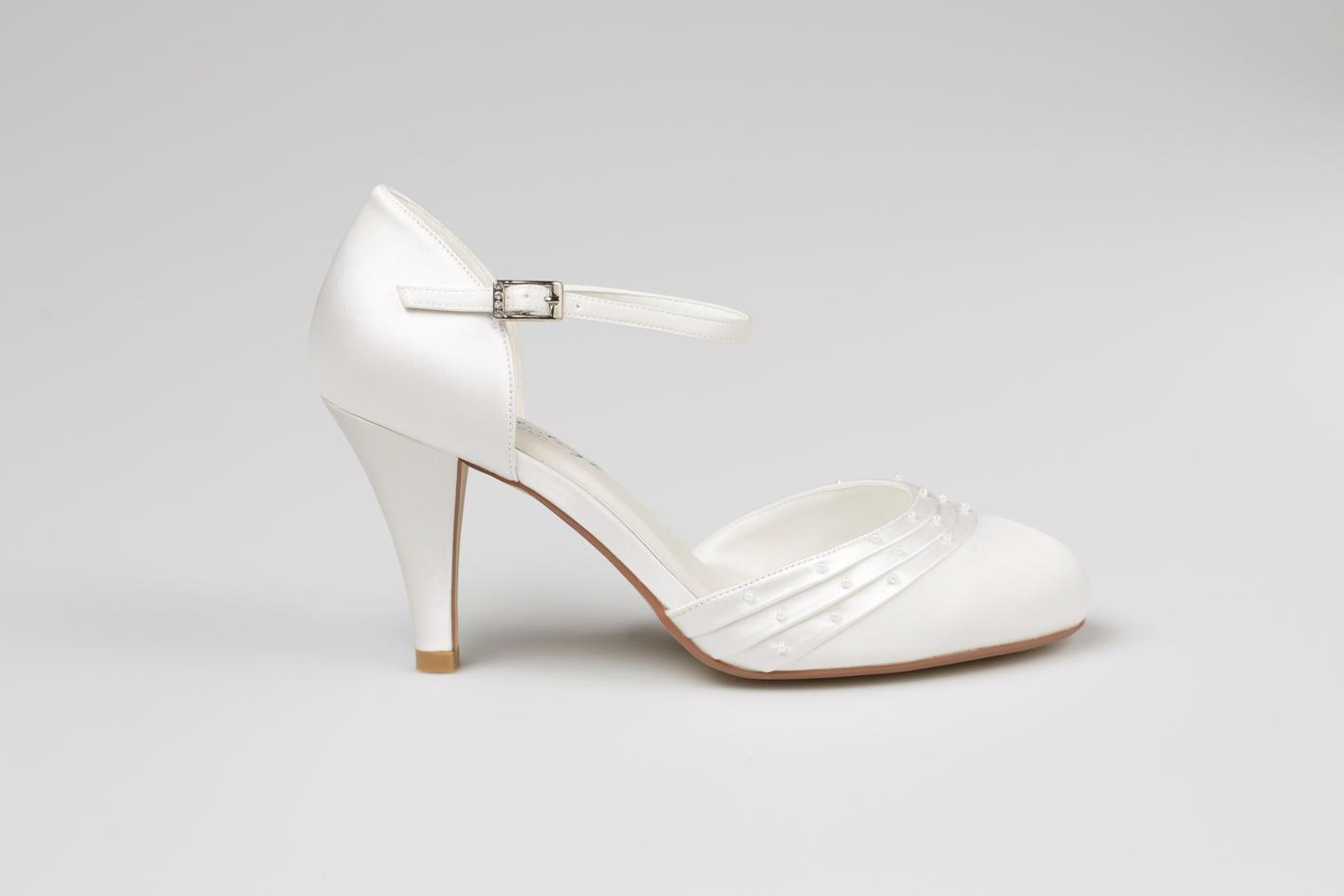 Svadobné topánky Melissa, G. Westerleigh - Obrázok č. 2