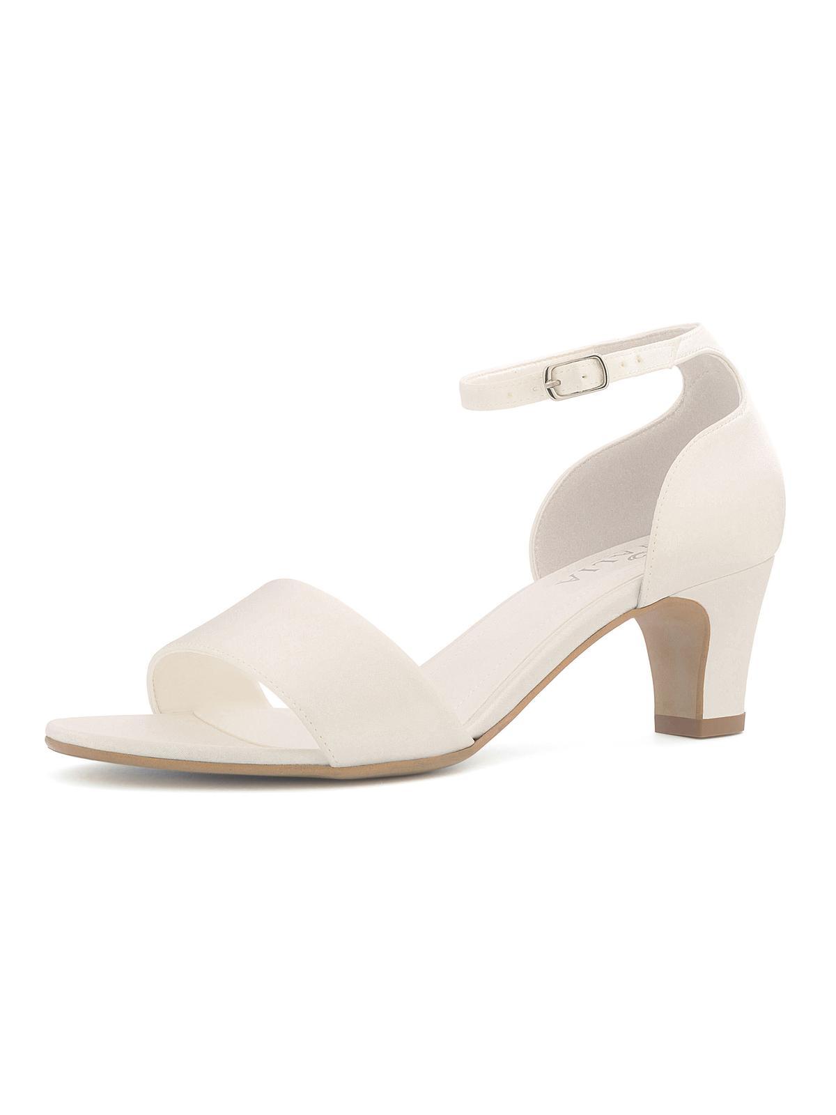 Svadobné sandálky Capri veľ. od 36 do 41 - Obrázok č. 1