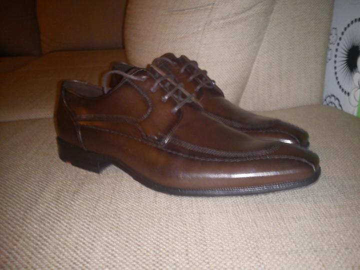 L&M - topánky k obleku