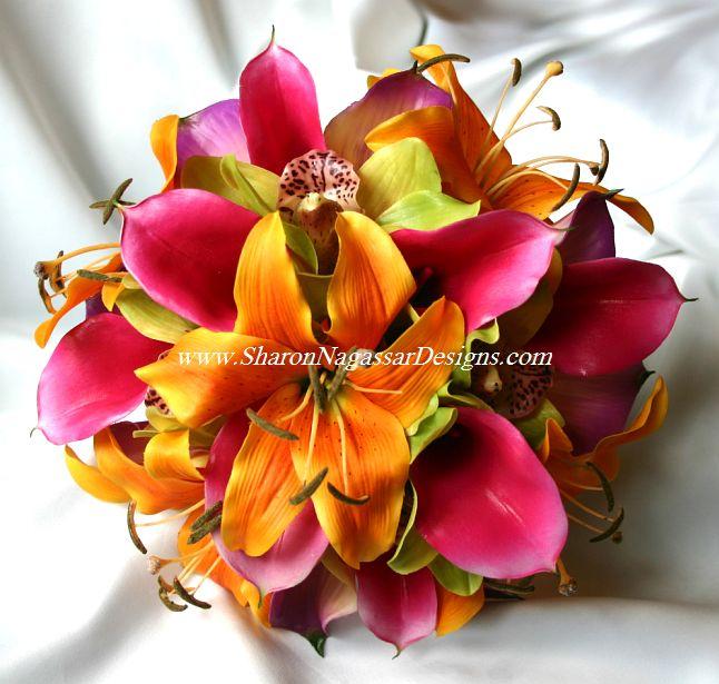 Svadobne kytice - Obrázok č. 42