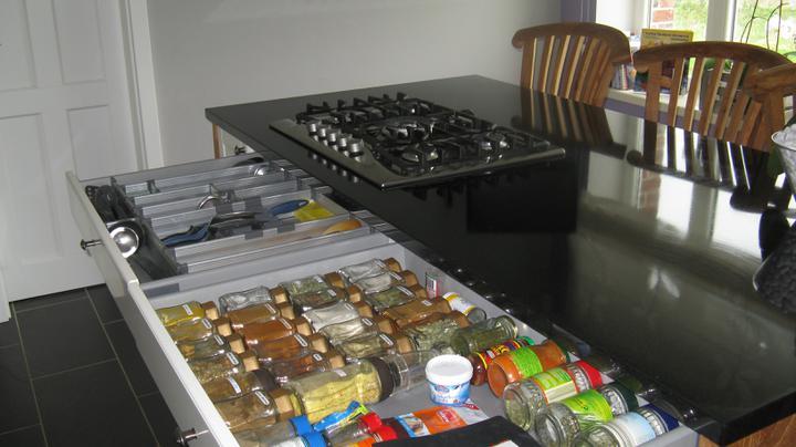 Praktická kuchyňa - korenie po ruke