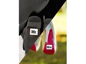 nálepky na boty