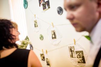 svatební fotografie příbuzných (maminky, tatínci, babičky, dědečci a sourozenci )