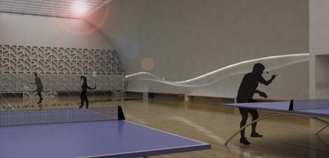 revitalizácia - zo starej ČOV - multifunkčná hala (športovo - spoločenská)