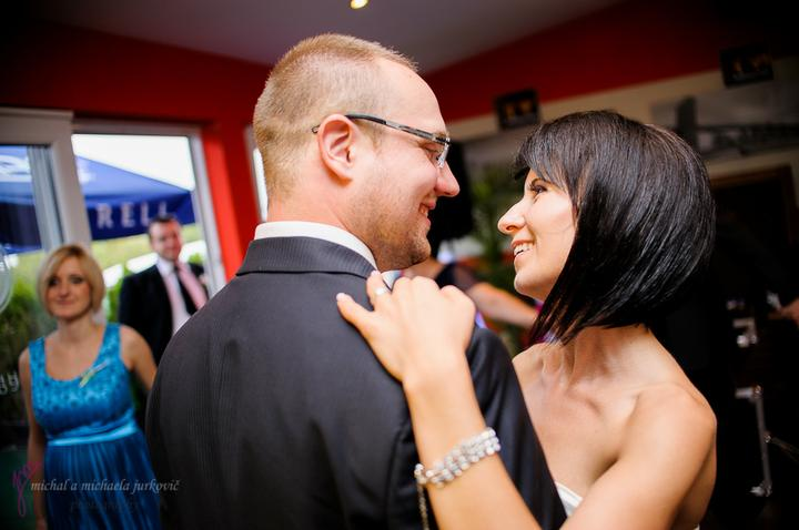 Katka{{_AND_}}Vladko - prvý mladomanželský:)