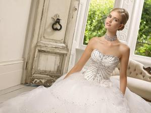 moje svadobne šaty: Ronald Joyce - model: Divina
