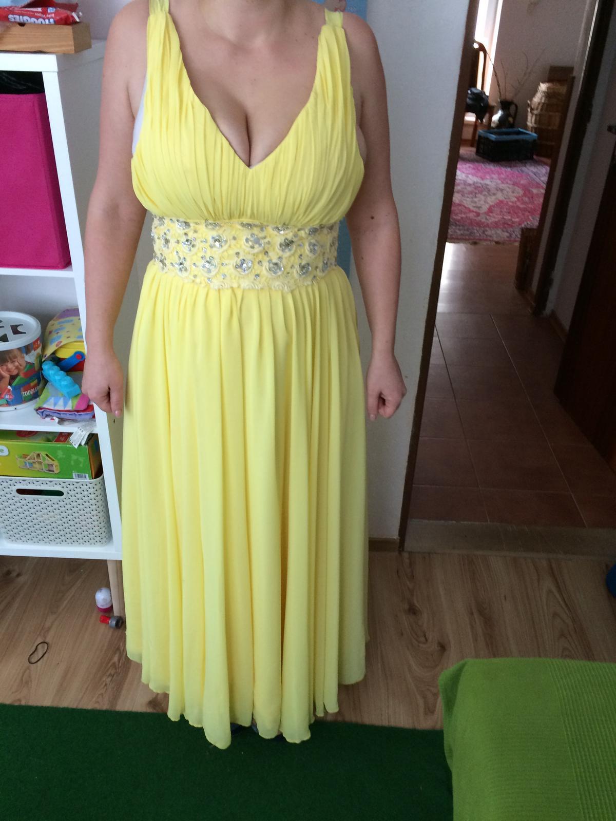 Žlté šaty - Obrázok č. 3