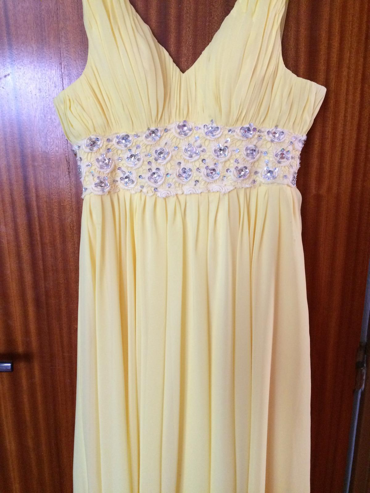 Žlté šaty - Obrázok č. 4