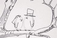 Na svatební strom :)