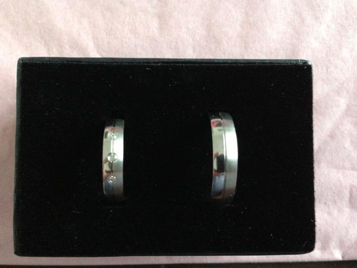M&L 21.6.2013 - Naše snubní prstýnky