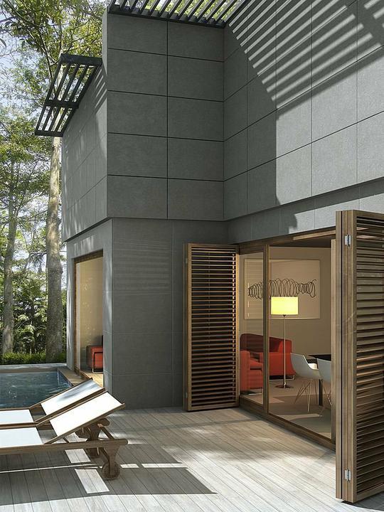 Pre mňa úžasná kombinácia dreva a šedej farby - Obrázok č. 110
