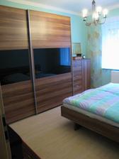 pár fotek ložnice
