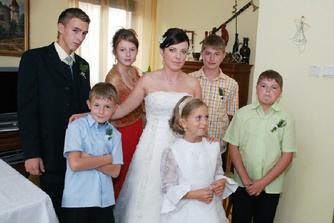 moje netere a synovci