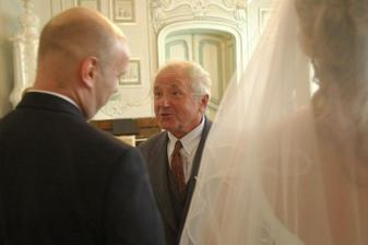Gratulace mého dědečka